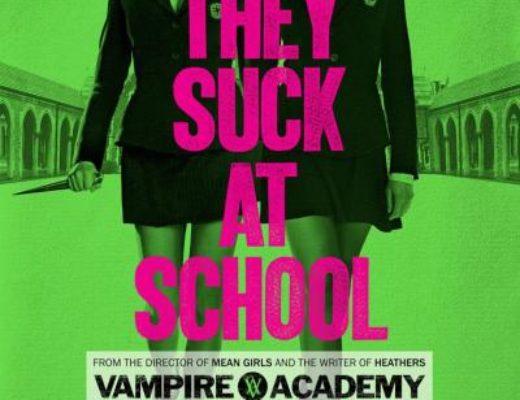 Vampire Academy-Movie Review