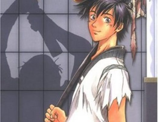 Manga Monday #2 Review of Samurai Deeper Kyo, Volume 01  (Samurai Deeper Kyo #1)