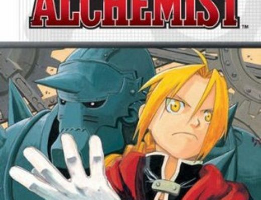 Manga Monday #4 Review of Fullmetal Alchemist ( FMA)