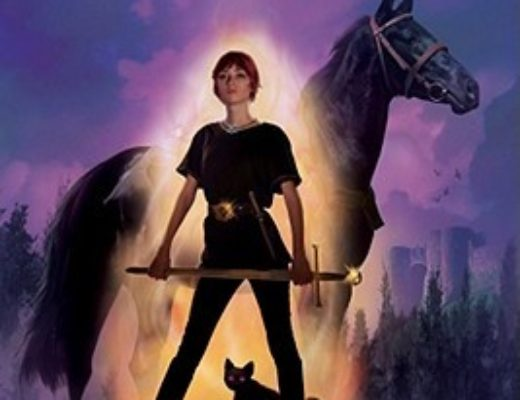 Review of In the Hand of the Goddess (Song of the Lioness #2)