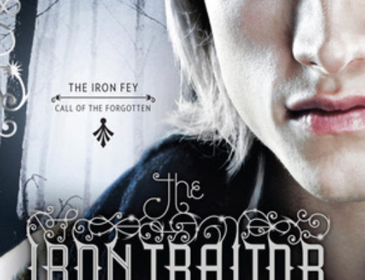 Review of The Iron Traitor  (The Iron Fey: Call of the Forgotten #2)