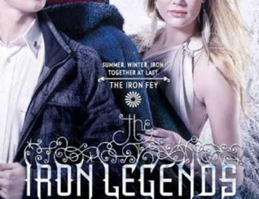 Review of The Iron Legends  (The Iron Fey #1.5, 3.5, 4.5) by Julie Kagawa