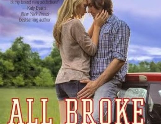 Review of All Broke Down  (Rusk University #2) by Cora Carmack