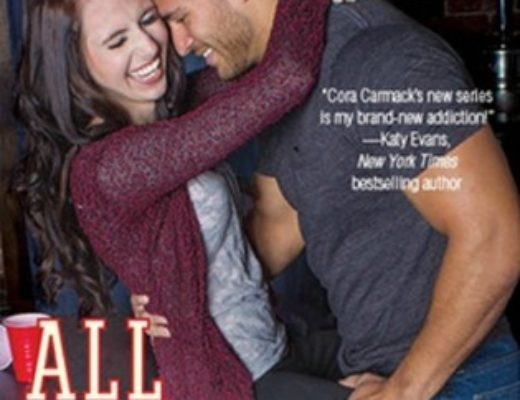 Review of All Played Out  (Rusk University #3) by Cora Carmack