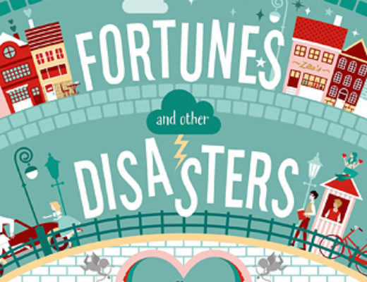 Review of Love Fortunes and Other Disasters by Kimberly Karalius