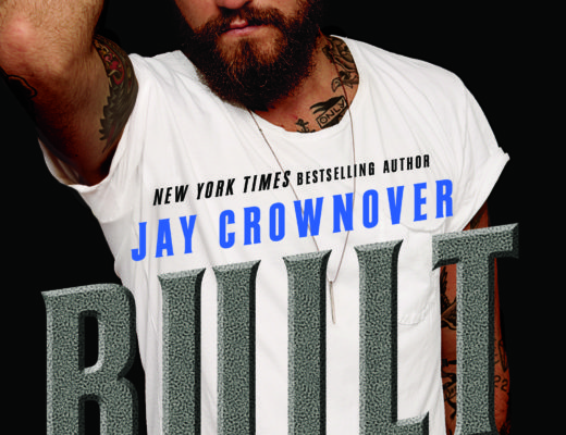 Cover and Prologue Reveal for BUILT by Jay Crownover