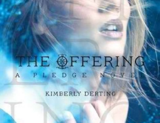 Review of The Offering  (The Pledge #3) by Kimberly Derting