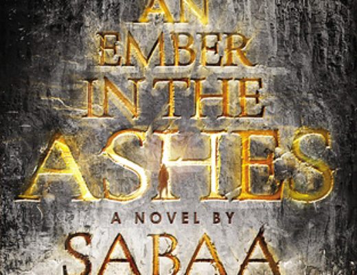 Review of An Ember in the Ashes  (An Ember in the Ashes #1) by Sabaa Tahir