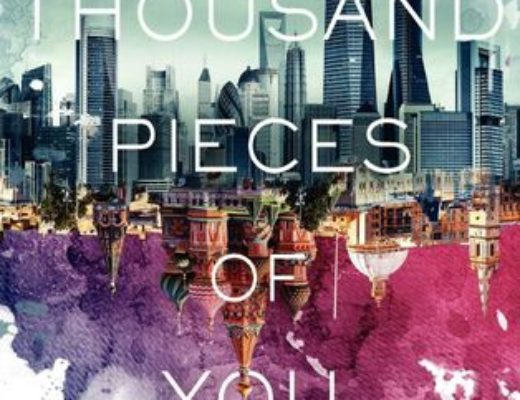 Review of A Thousand Pieces of You  (Firebird #1)  by Claudia Gray