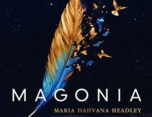 Review of Magonia  (Magonia #1) by Maria Dahvana Headley