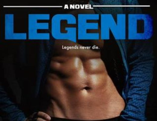 Review of Legend  (Real #6)  by Katy Evans