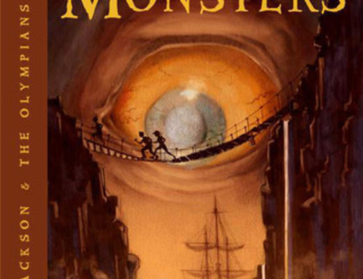 Review of The Sea of Monsters  (Percy Jackson and the Olympians #2)  by Rick Riordan