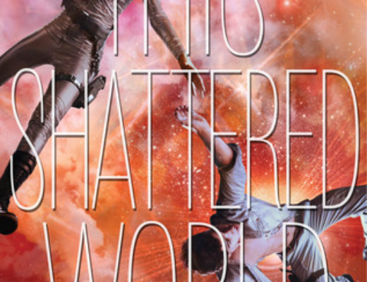 Review of This Shattered World  (Starbound #2)  by Amie Kaufman, Meagan Spooner