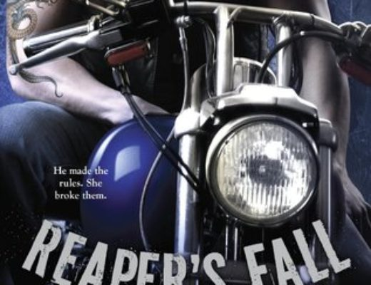 Review of Reaper's Fall  (Reapers MC #5)  by Joanna Wylde
