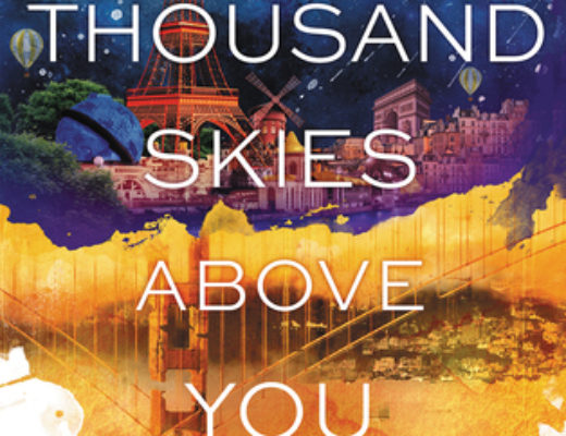 Review of Ten Thousand Skies Above You  (Firebird #2)  by Claudia Gray