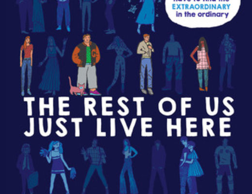 Review of The Rest of Us Just Live Here  by Patrick Ness