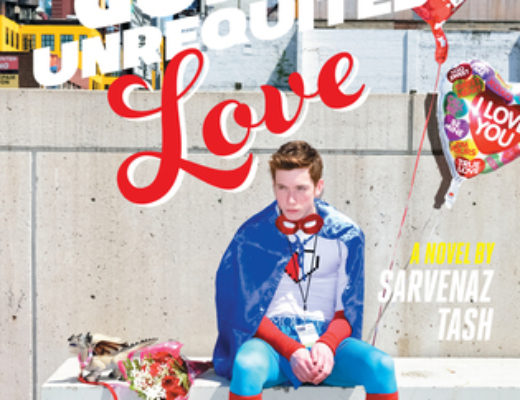 Review of The Geek's Guide to Unrequited Love  by Sarvenaz Tash