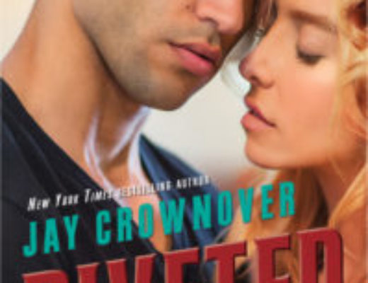 Cover Reveal for RIVETED by Jay Crownover