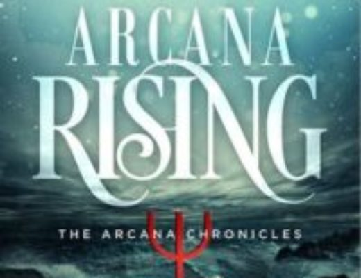 Review of Arcana Rising (The Arcana Chronicles #4)  by Kresley Cole