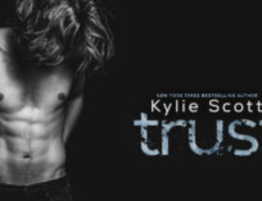 Cover Reveal for TRUST by Kylie Scott