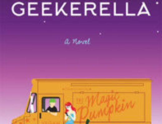 Review of Geekerella by Ashley Poston