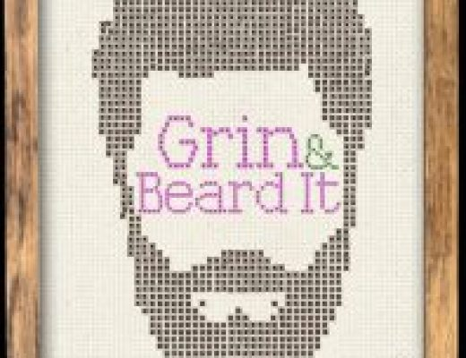 Review of Grin and Beard It (Winston Brothers #2) by Penny Reid