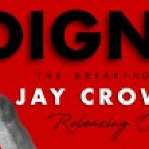 Cover Reveal for Jay Crownover's DIGNITY