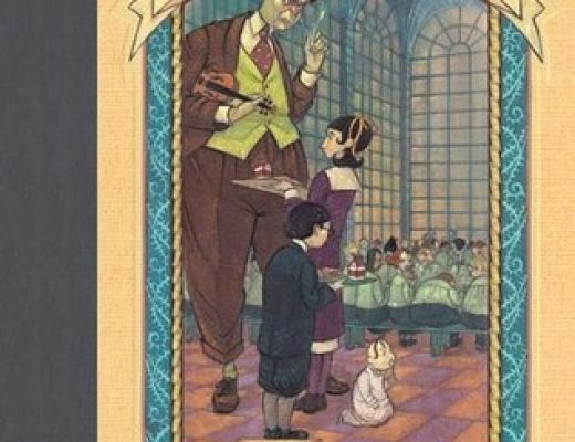 Review of The Austere Academy (A Series of Unfortunate Events #5) by Lemony Snicket, Brett Helquist (Illustrations)