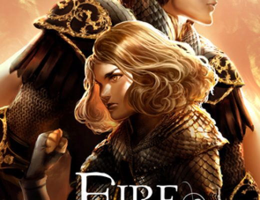 Review of Fire Falling (Air Awakens #2) by Elise Kova