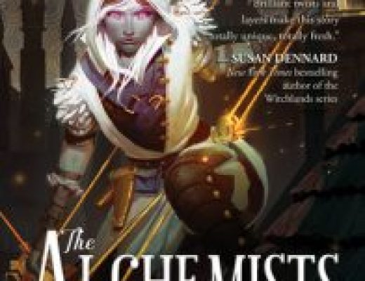 Review of The Alchemists of Loom (Loom Saga #1) by Elise Kova