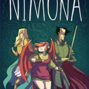 Review of Nimona by Noelle Stevenson