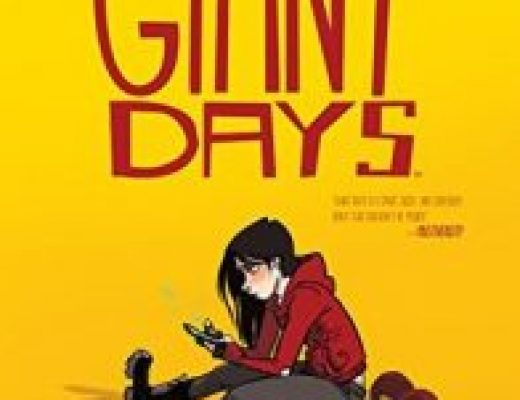 Review of Giant Days, Vol. 1 (Giant Days #1-4) by John Allison  (Author), Lissa Treiman (Illustrator), Whitney Cogar (Colors)