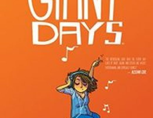 Review of Giant Days, Vol. 2 (Giant Days #5-8) by John Allison (Author), Lissa Treiman (Illustrator), Max Sarin (Illustrator), Whitney Cogar (Colorist)