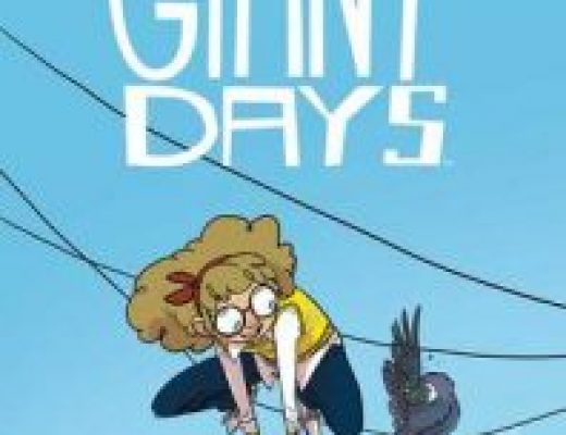 Review of Giant Days, Vol. 3 (Giant Days #9-12) by John Allison (Author), Max Sarin (Illustrations), Whitney Cogar (Colorist), Jim Campbell (Letterer), Lissa Treiman (Cover Artist)