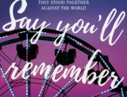 Review of Say You'll Remember Me by Katie McGarry