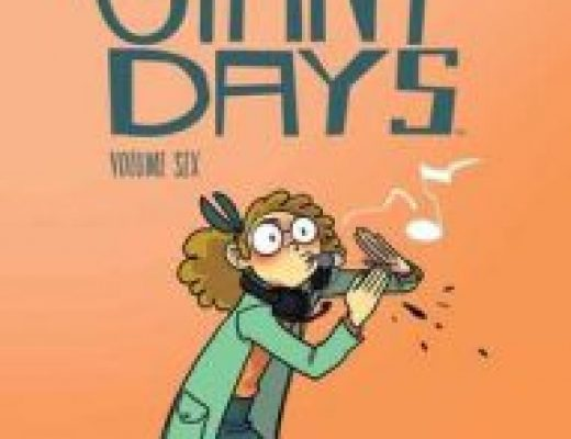 Review of Giant Days, Vol. 6 (Giant Days #21-24) by John Allison, Max Sarin (Illustrations), Whitney Cogar (With), Liz Fleming (With)
