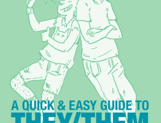 Review of A Quick & Easy Guide to They/Them Pronouns by Archie  Bongiovanni,  Tristan Jimerson