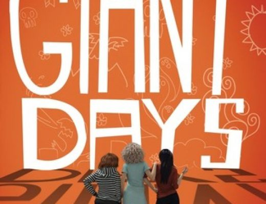 Review of Giant Days by Non Pratt