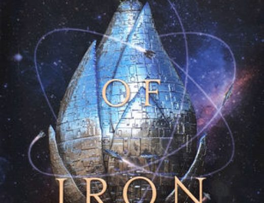Review of Heart of Iron (Heart of Iron #1) by Ashley Poston