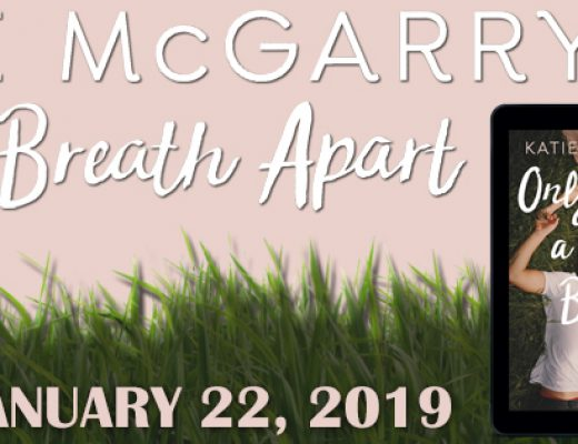 cover reveal for Only a Breath Apart by Katie McGarry