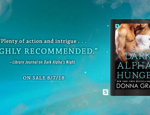 Excerpt reveal for Donna Grant and DARK ALPHA'S HUNGER