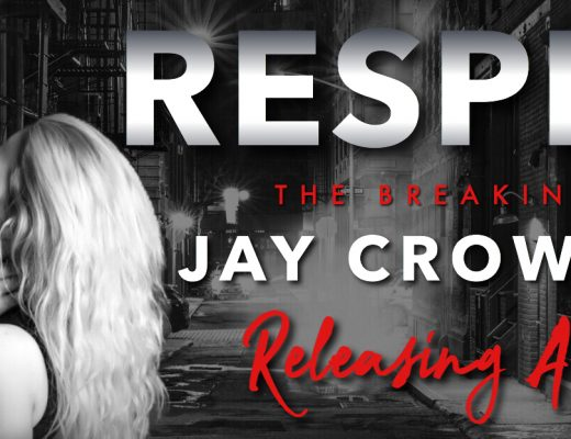 Cover Reveal for Respect by Jay Crownover