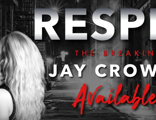 Release day launch for Respect by Jay Crownover