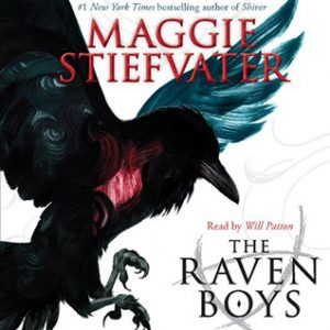 Review of The Raven Boys (The Raven Cycle #1) by Maggie Stiefvater,  Will Patton (Narrator)