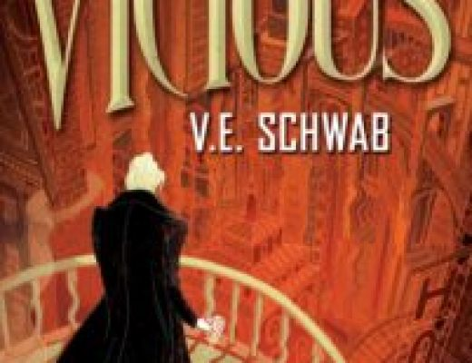 Review of Vicious (Villains #1) by V.E. Schwab