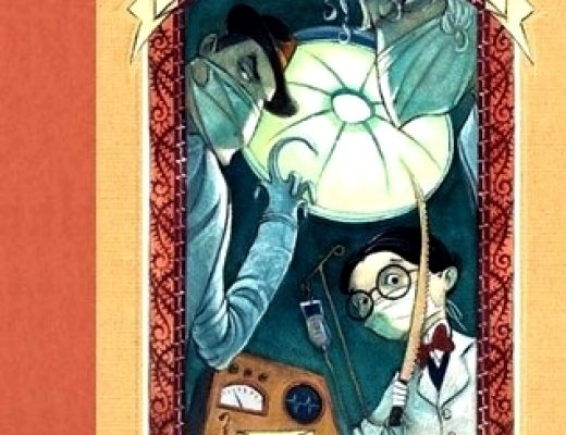 Review of The Hostile Hospital (A Series of Unfortunate Events #8) by Lemony Snicket ,  Brett Helquist (Illustrations)