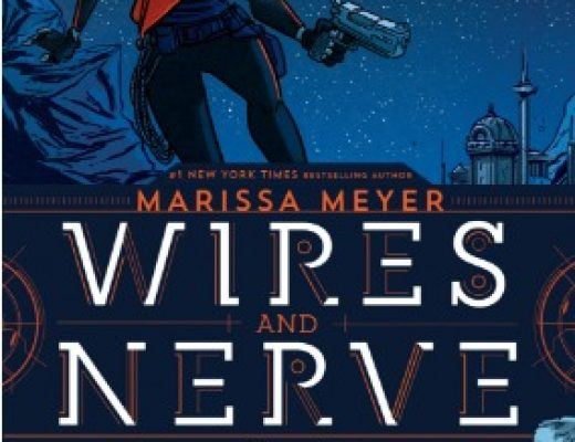 Review of Wires and Nerve (Wires and Nerve #1) by Marissa Meyer,  Douglas Holgate (Illustrations)
