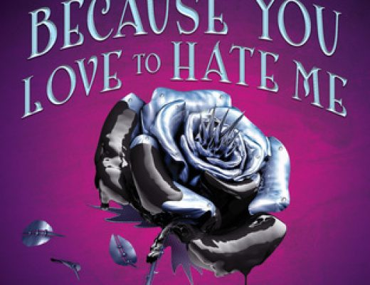 Review of Because You Love to Hate Me: 13 Tales of Villainy by Amerie (Goodreads Author) (Editor),  Renee Ahdieh , Soman Chainani, Susan Dennard, Sarah Enni, Marissa Meyer, Cindy Pon, Victoria Schwab , Samantha Shannon, Adam Silvera, Andrew Smith, April Genevieve Tucholke, Nicola Yoon