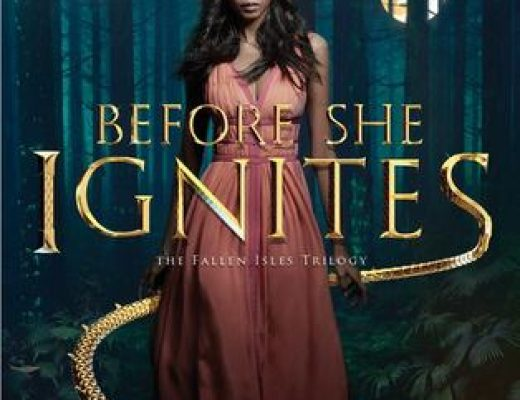 Review of Before She Ignites (Fallen Isles #1) by Jodi Meadows