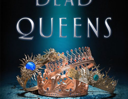 Review of Four Dead Queens by Astrid Scholte